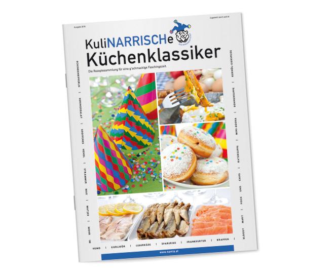 Faschingszeitung 2016; 40-seitig