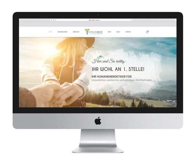 Website- und Onlineshop-Gestaltung durch die Werbeagentur Werbereich OG