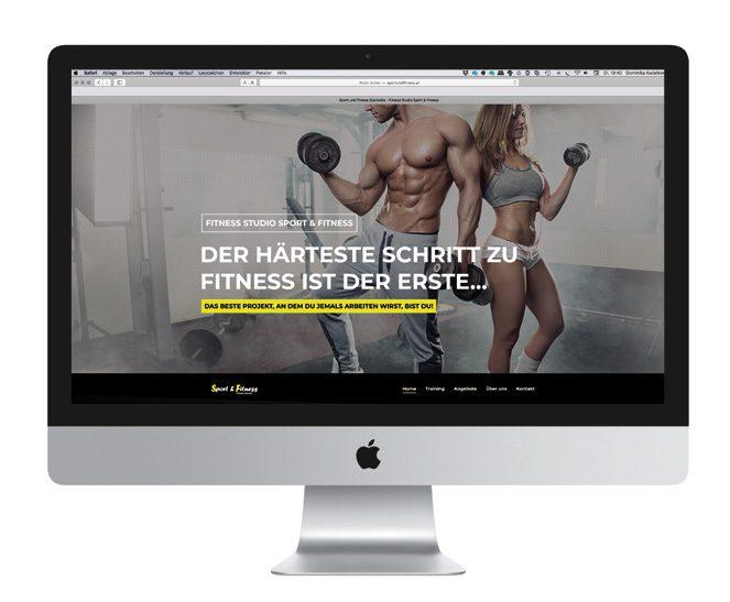 Sport & Fitnesscenter