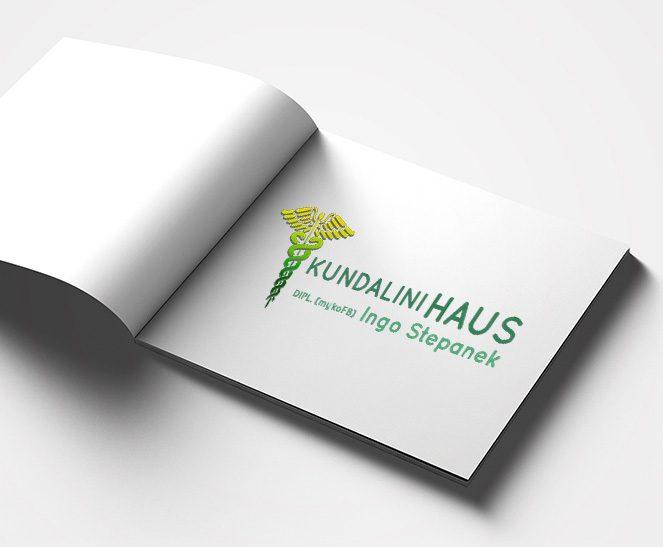 Logogestaltung KundaliniHaus Ingo Stepanek