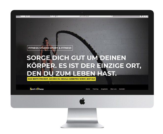 Trend OnePage: Eine Website perfekt für Ihr Unternehmen?